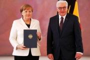 ប្រវត្តិសាស្ត្រថ្មីនៅអាល្លឺម៉ង់! លោកស្រី Merkel នៅទីបំផុតអាចបន្តកាន់អំណាចនាអាណត្តិទី ៤ ក្រោយទទួលបានសំឡេងគ្រប់គ្រាន់ក្នុងសភា!