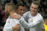 Ronaldo ចង់ឃើញ BBC លេងជុំគ្នាម្ដងទៀត