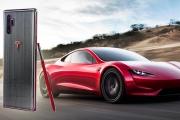 របាយការណ៍ថ្មីមួយបង្ហាញថា Samsung មានគម្រោងបញ្ចេញ Galaxy Note 10 Tesla Edition មួយទៀត