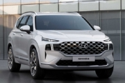 Hyundai បញ្ចេញព័ត៌មានលម្អិតអំពីឡាន Santa Fe ឆ្នាំ២០២១ ប្រភេទ Hybrid